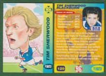 Blackburn Rovers Tim Sherwood 120